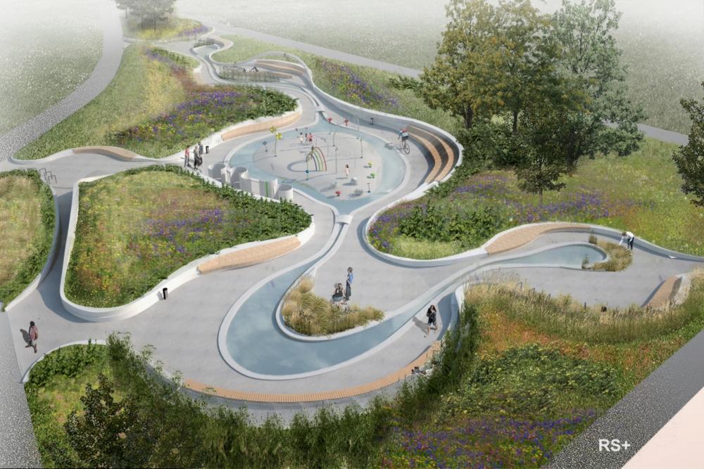 wizualizacja park wodny 4
