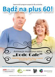 Bodo Café – spektakl muzyczny