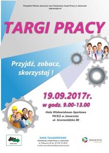 Targi Pracy już 19 września