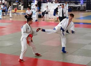 WspaniaA�y sukces Satori w Pucharze Aswiata