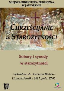 Sobory i synody w staroA?ytnoA�ci