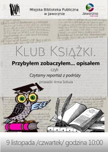Biblioteczny Klub KsiA�A?ki
