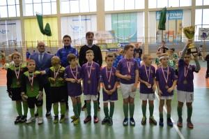 IX Halowy Turniej Piłki Nożnej Dzieci Jaworzno '2017