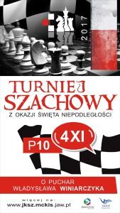 Niepodległościowy turniej szachowy