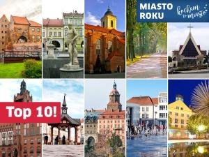 """Jaworzno w pierwszej dziesiątce plebiscytu """"Kocham to Miasto – Miasto Roku 2017″"""