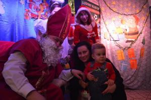 """Święty Mikołaj w LKS """"Ciężkowianka"""" [foto]"""